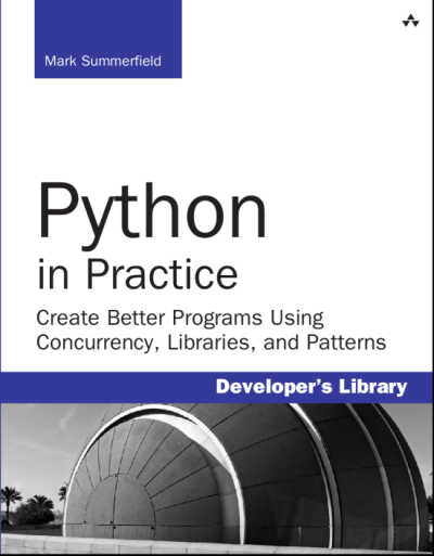 Python in Practice book cover
