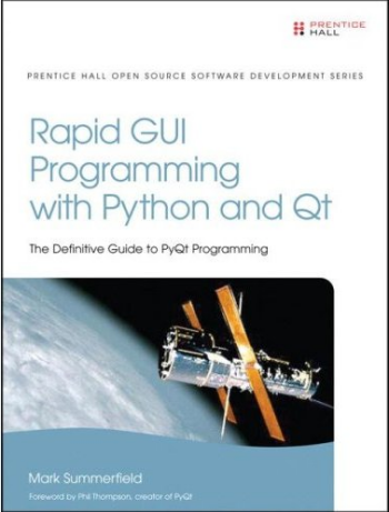Rapid GUI Programming with Python and Qt screenshot